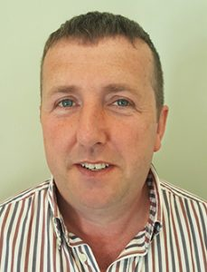 Pat Murphy head shot - Murphy Bros Decorators Cork