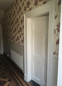 Painted Woodwork Roscarberry - painting and decorating services Cork