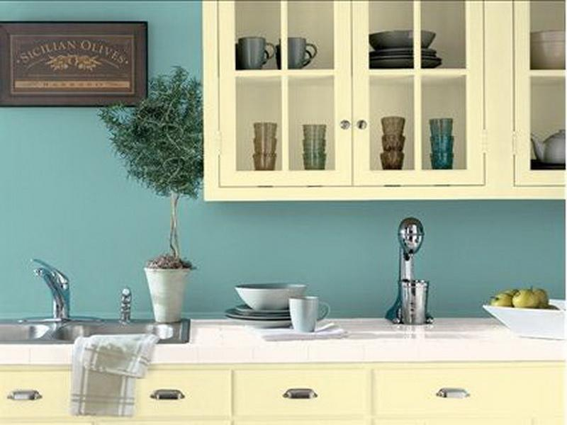 Choosing Paint Colours For The Kitchen Murphy Brothers Decorators