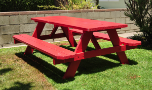 Spruce Up Your Garden And Patio Furniture Murphy Brothers Decorators - Spruce picnic table