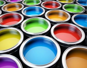 colour paint tins - Different House Paints and Where to Use Them