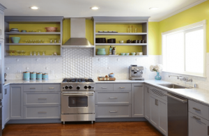 painted kitchen cabinets  - New Ideas for Painting Your Kitchen